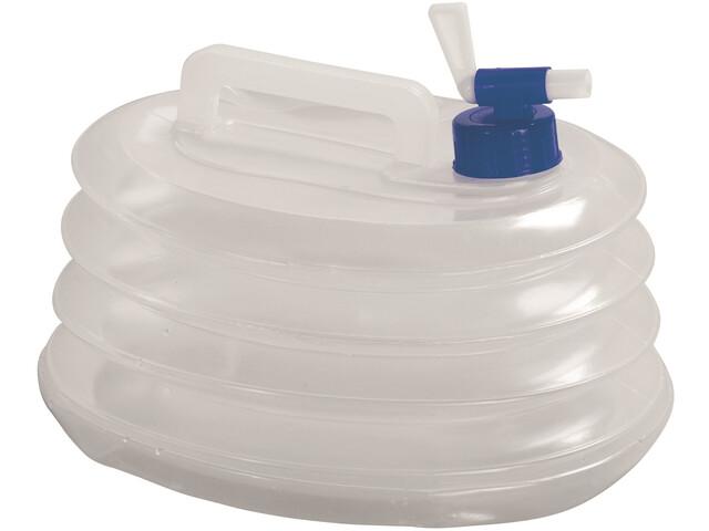 Easy Camp Transportador Agua Plegable 8l, transparent